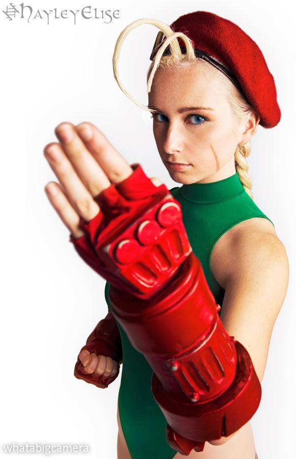 Street Fighter: Delta Red 2 by HayleyElise