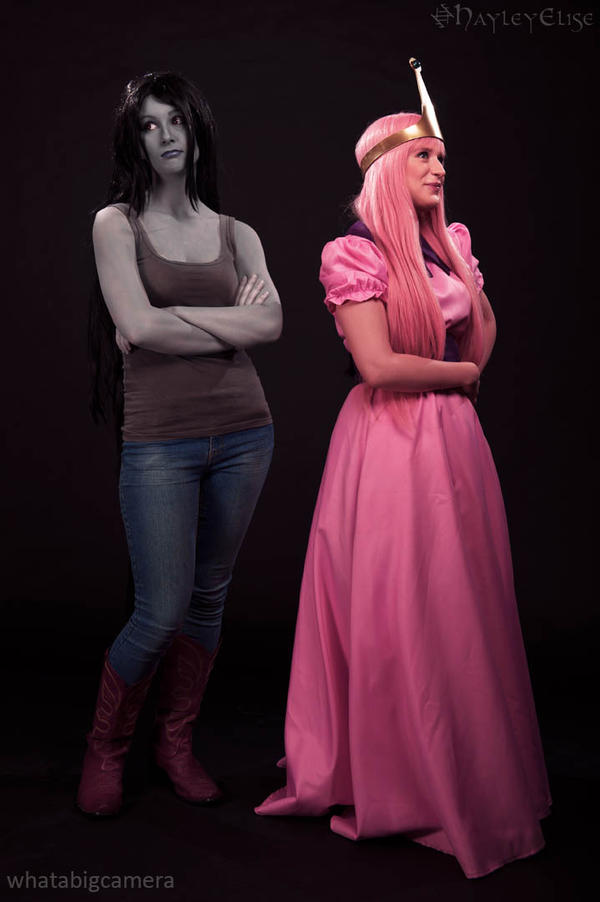 Adventure Time: I'm Just Your Problem by HayleyElise