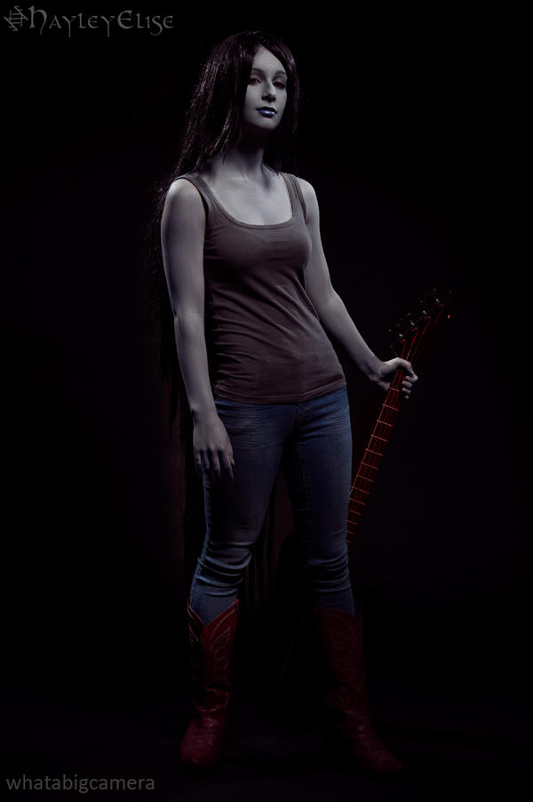 Adventure Time: Marceline the Vampire Queen 3 by HayleyElise