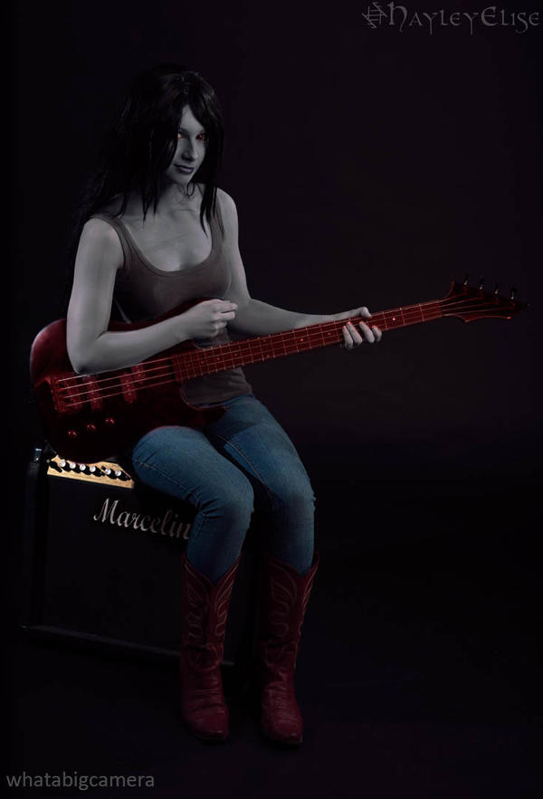 Adventure Time: Marceline the Vampire Queen 7 by HayleyElise