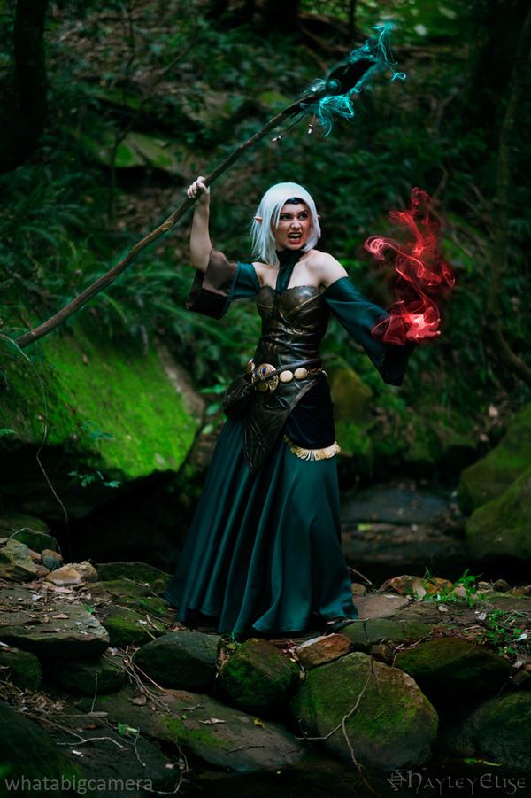 Dragon Age: Origins - Elvhenan 4 by HayleyElise