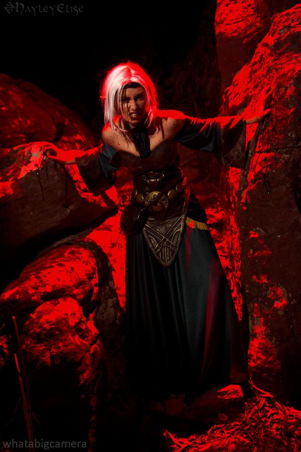 Dragon Age: Origins - Maleficar 2 by HayleyElise
