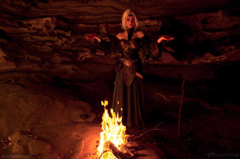 Dragon Age: Origins - Maleficar 8 by HayleyElise