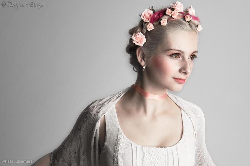 Hayley Elise - White 3 by HayleyElise