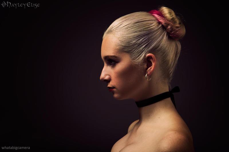 Hayley Elise - Black 2 by HayleyElise