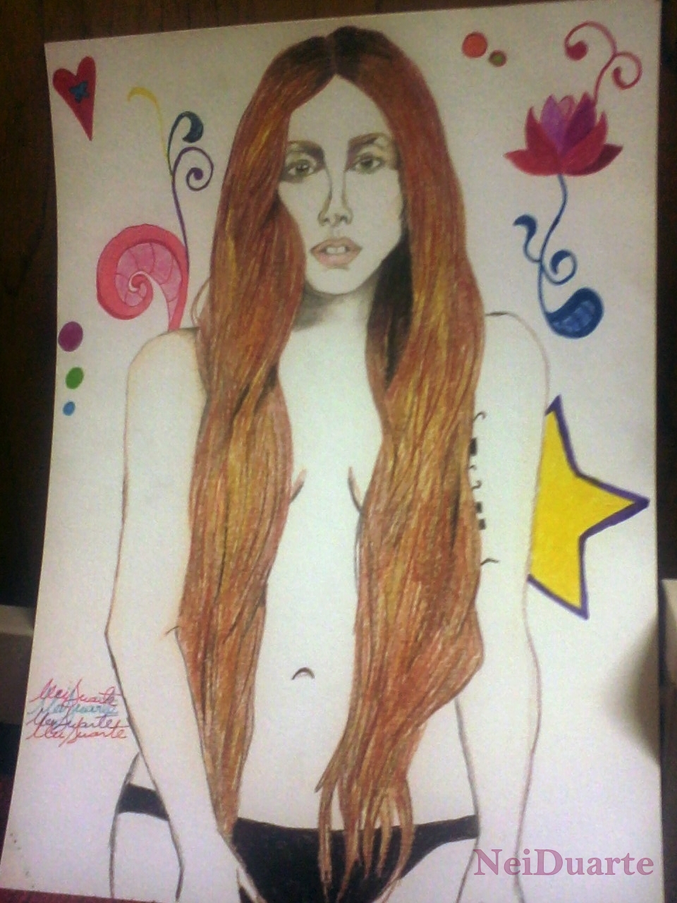 Lady Gaga ARTPOP by NeiDuarte on deviantART