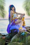 Seaside Bellona cosplay