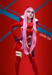 Zero two plugsuit cosplay