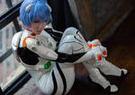 Rei Ayanami Cosplay