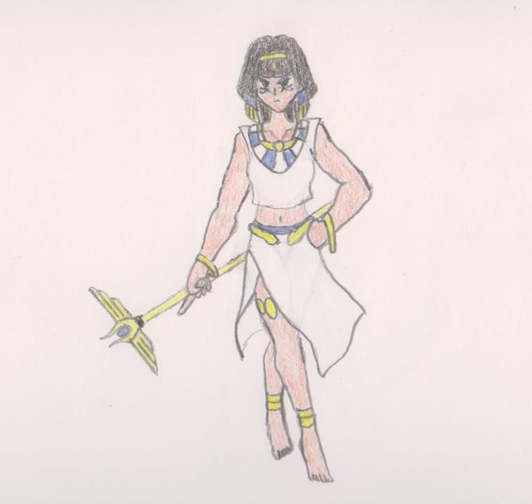 Villain: Cleopatra By Xeranad by AAGGRESSS