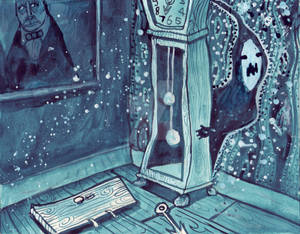 The Haunted Clock