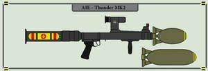 American Islamic Empire - Thunder MK2