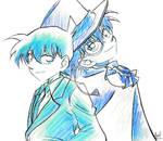 DC - Shinichi and Kaitou 2.