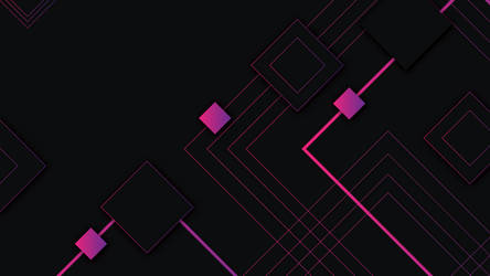 Abstract Squares Wallpaper Minimalist