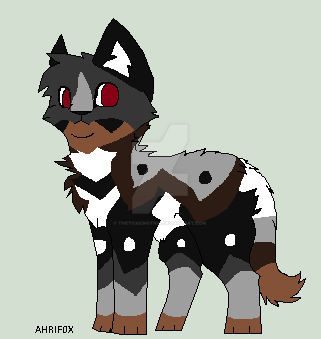 Adopt #3 (Closed) /REPOST/ by TheToxicNotion