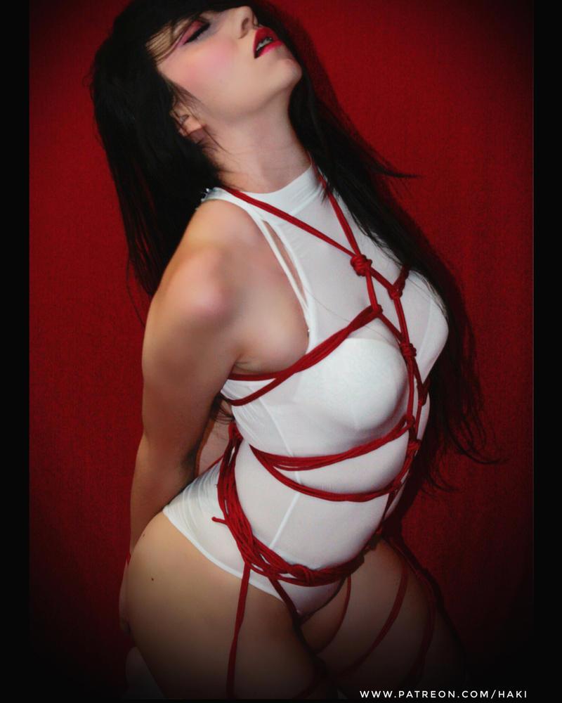 Shibari sexy Japan hot by NATAZAPAT