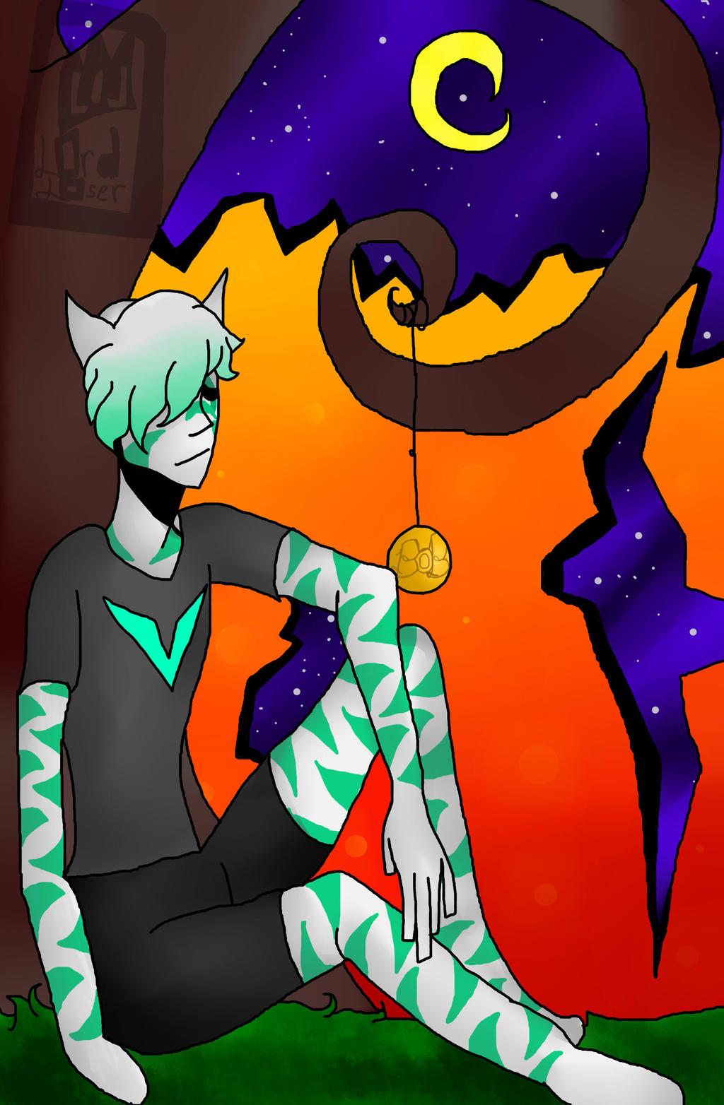 Felix's Broken Reality by L0rdL0ser