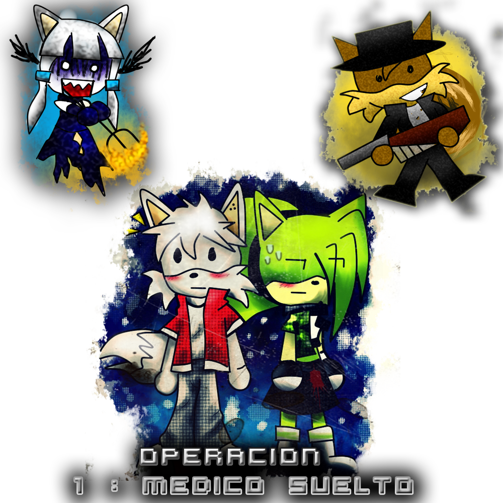 FF : Operacion 1 Medico Suelto by Dark-Terios