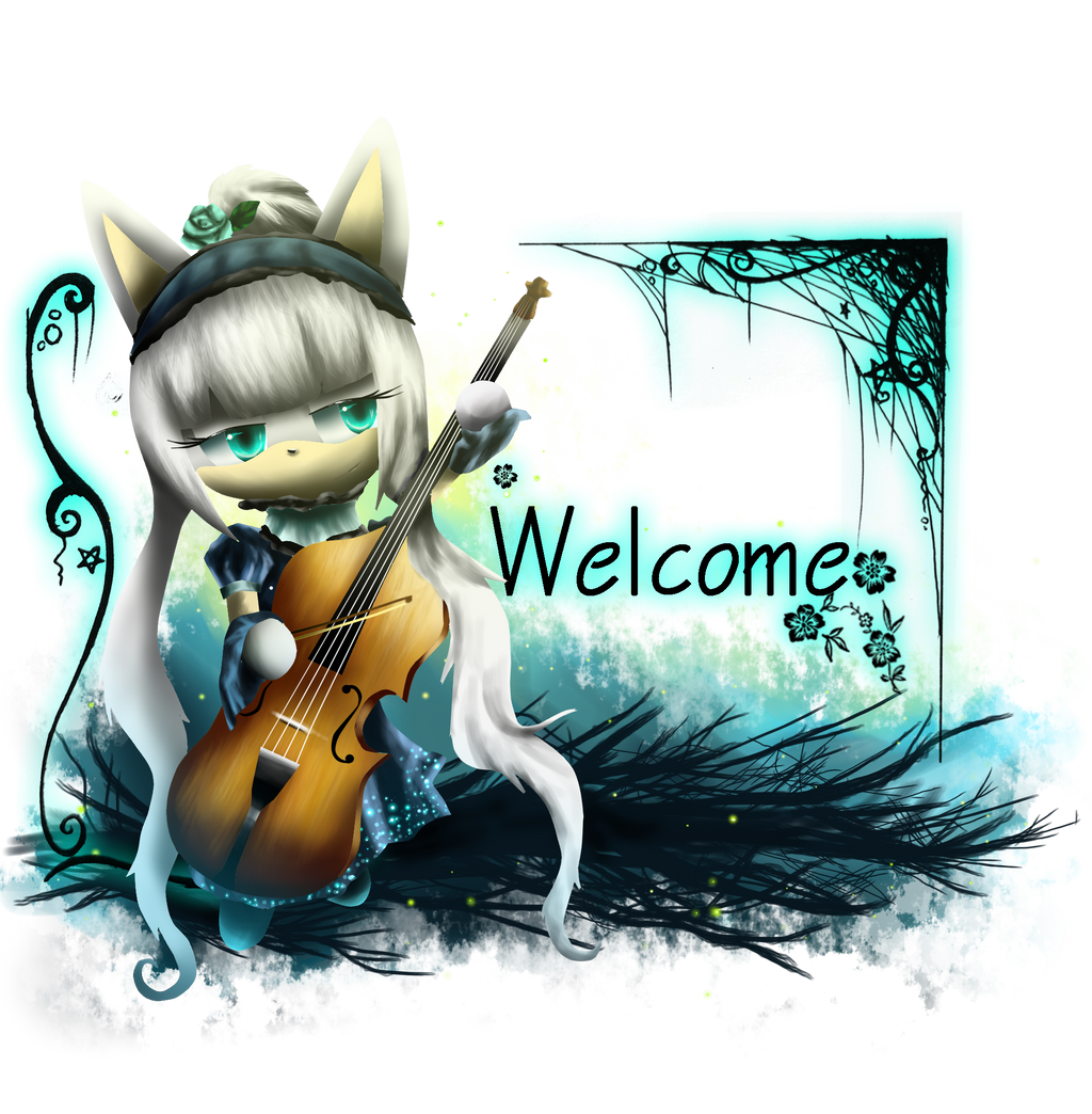 Welcome ! by Dark-Terios