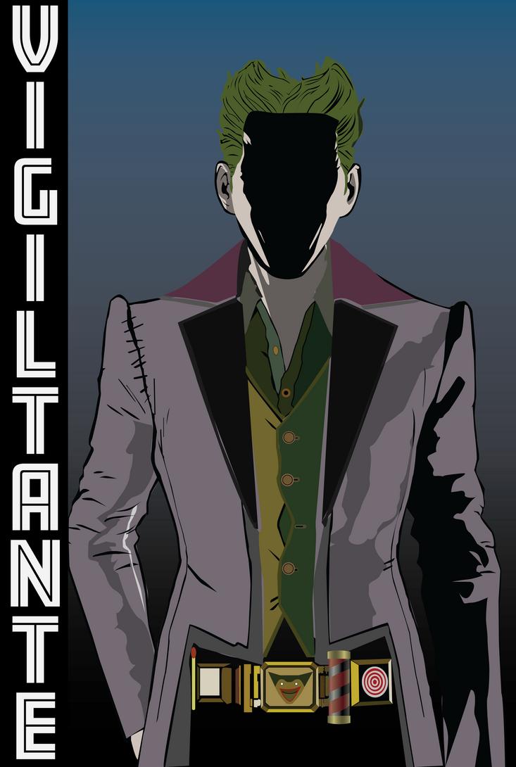 Joker The Vigilante by VelvetR0s3