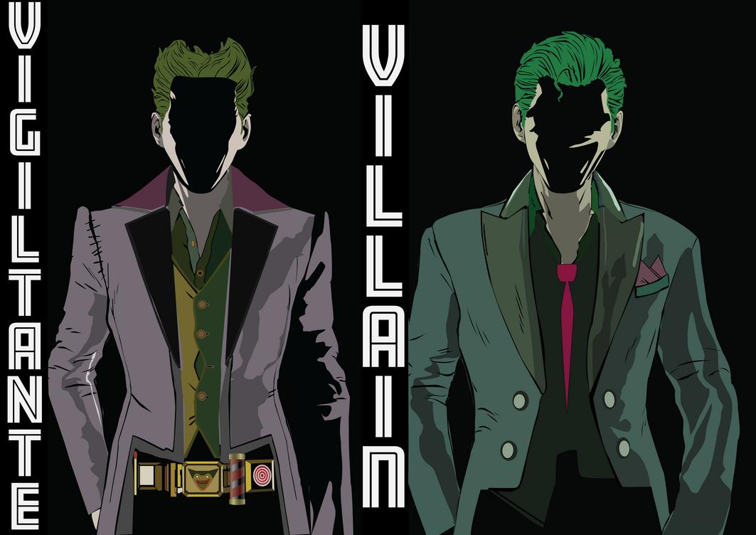 Different Jokers by VelvetR0s3
