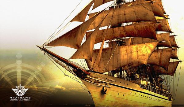 sailboat by i88z