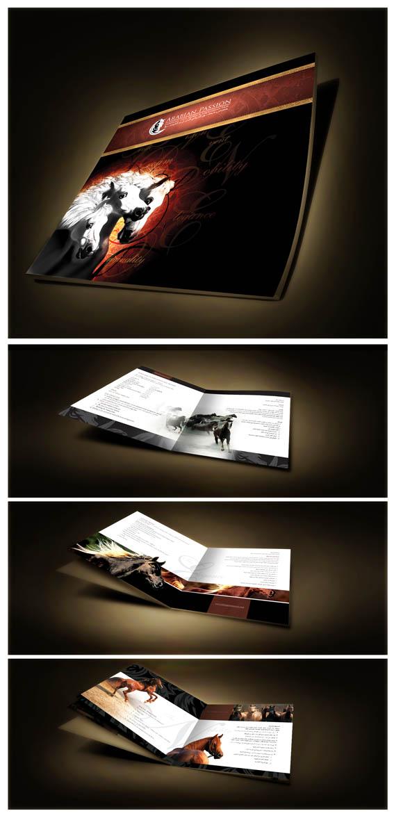 Arabian Passion Brochure by i88z