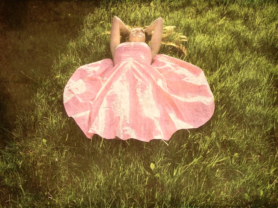 Pink Dress by wio