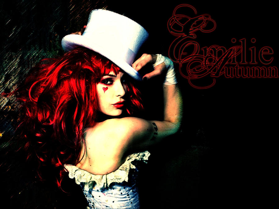 Emilie Autumn Wallpaper 5 by ladycornicula