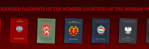 Passports of the Warsaw Pact