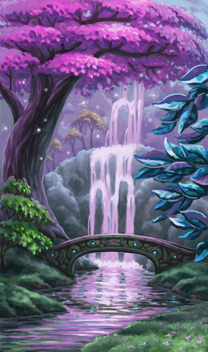 Fairy forest by anekashu on deviantart for Tattoo shops in castle rock