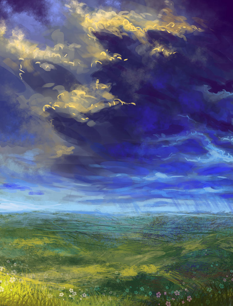 overcast by AnekaShu