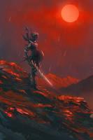 Shillien Knight by AnekaShu