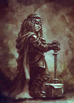 woman dwarf