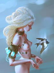 White witch by AnekaShu