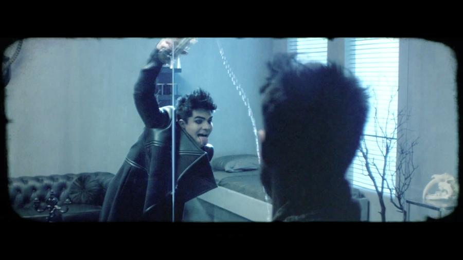"Adam lambert ""better than i know myself"" music video preview."
