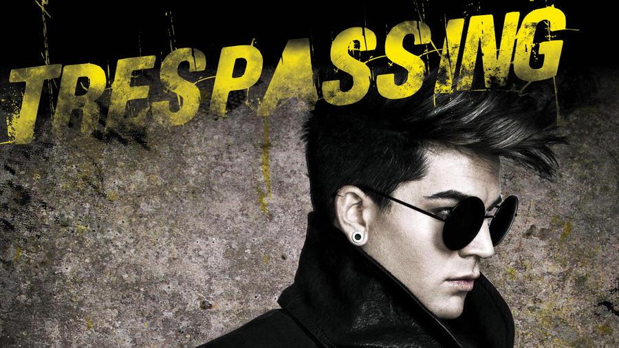 Trespassing Album Artwork HQ   Adam lambert, Adams, Remix