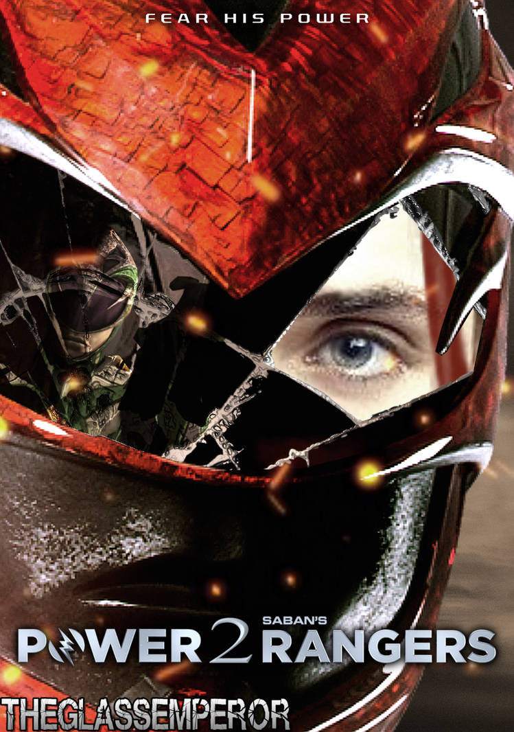 Power Rangers 2 Poster Fan Made By Theglassemperor On Deviantart