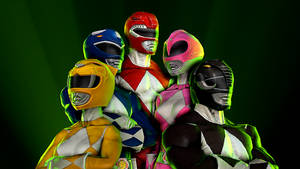 Mighty Morphin' by TheGlassEmperor
