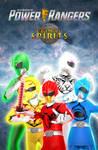 Power Rangers Primal Spirits Poster (FANMADE)