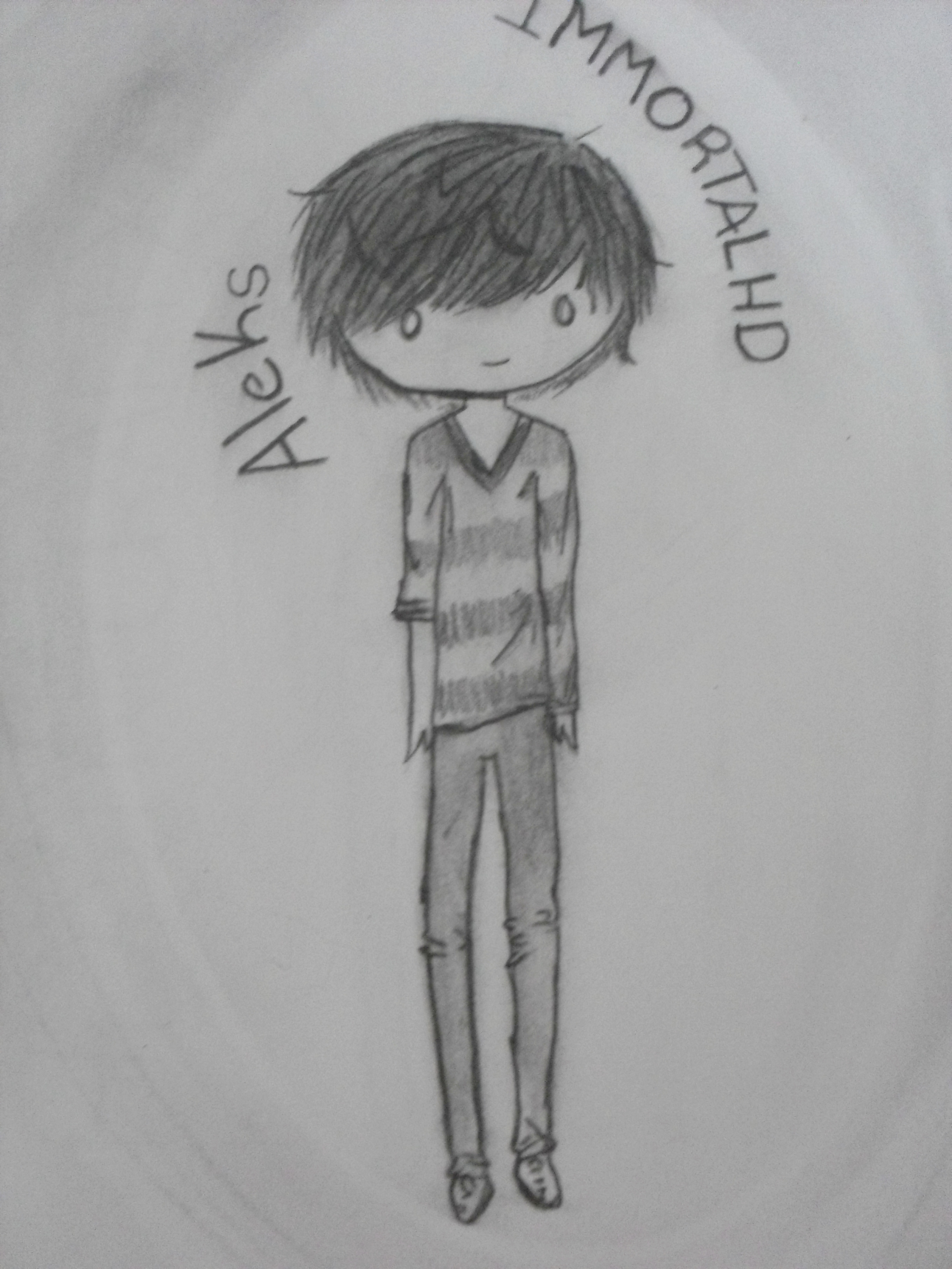 immortalhd drawing - photo #30