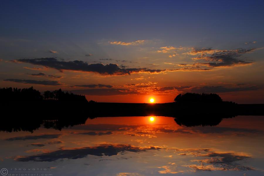 .reflection. II by MarcoHeisler