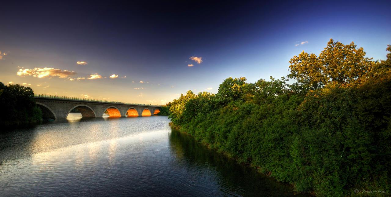 The Bridge by MarcoHeisler