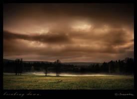breaking dawn by MarcoHeisler