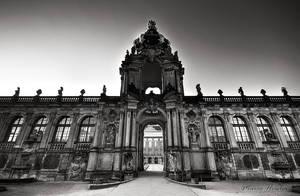 Dresden . Zwinger