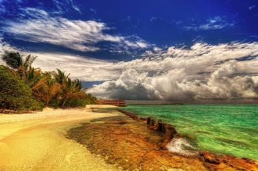Beachside by MarcoHeisler