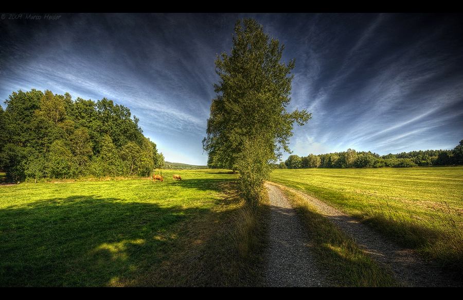 A Way To Heaven by MarcoHeisler