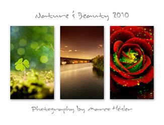 Nature's Beauty 2010 Calendar by MarcoHeisler
