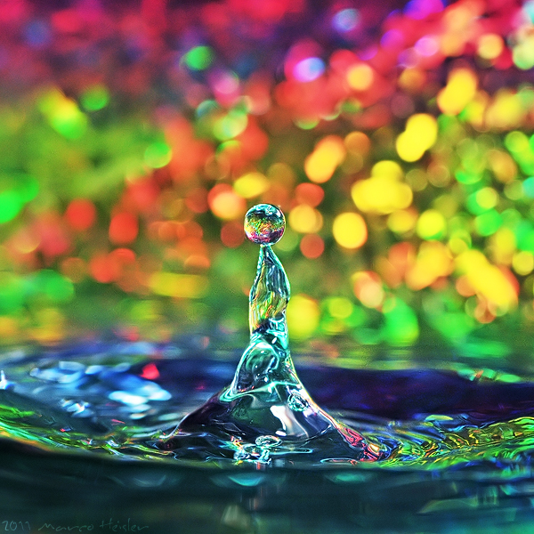 Burst Of Colors by MarcoHeisler
