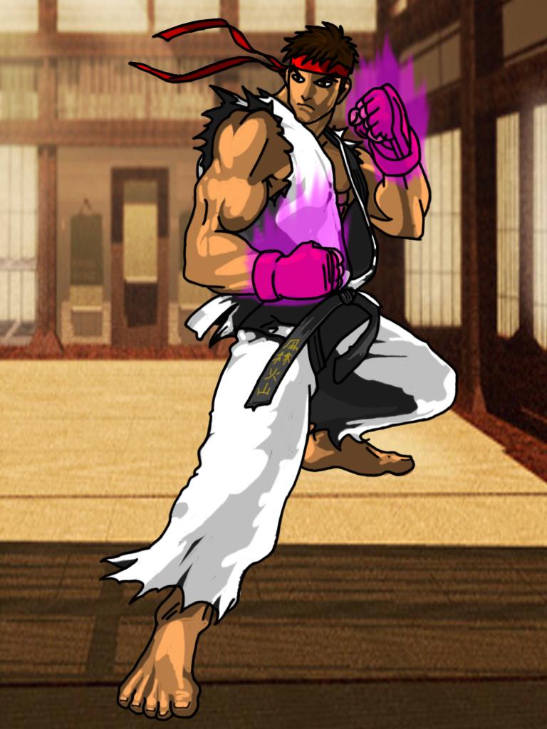 Ryu by faygo69